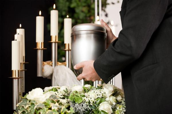 hamvasztásos temetés
